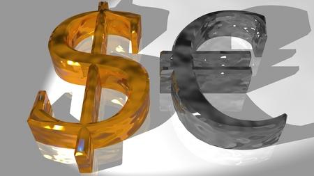 Dollar - Euro - Finance