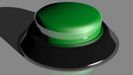 Green push button