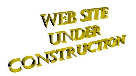 Web Site Under Construction - In costruzione Stock Photo - 18487370