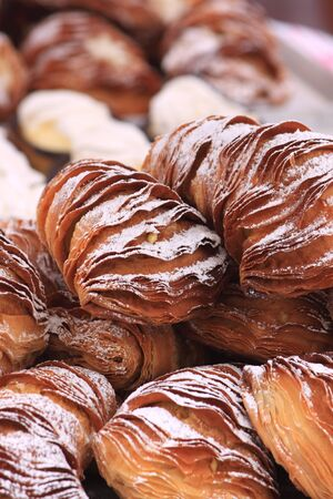 Pastries Standard-Bild