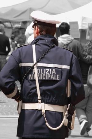 delincuencia: Policía Local - Vigile urbano - Polizia Municipale