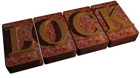 rust: Lock with rust