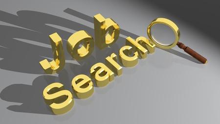 capacities: Job search with magnifier