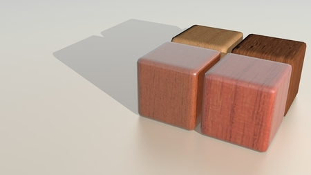 essences: Wood essences Stock Photo