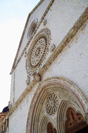 francesco: Assisi - Basilica di San Francesco Editorial