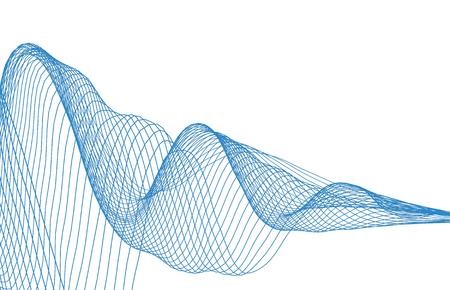 Abstracte lijnen