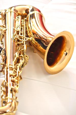 Saxophone Stock Photo - 24550175