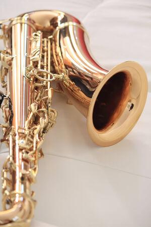 Saxophone Stock Photo - 24550180
