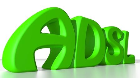 adsl: ADSL Green