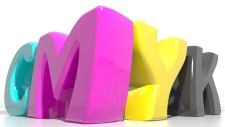 CMYK - Colors