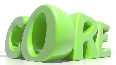 Core green