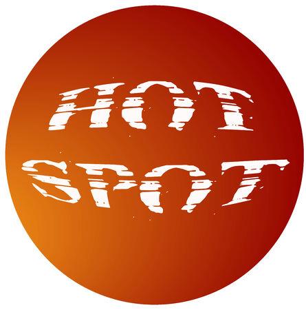 hot spot: Hot Spot