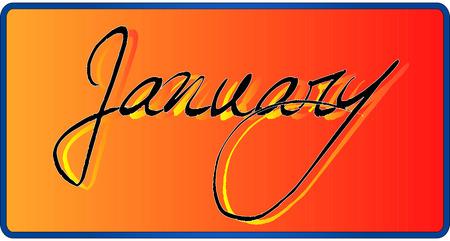 the january: Enero