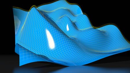 waved: Waved math surface