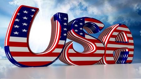 USA - United States of America photo