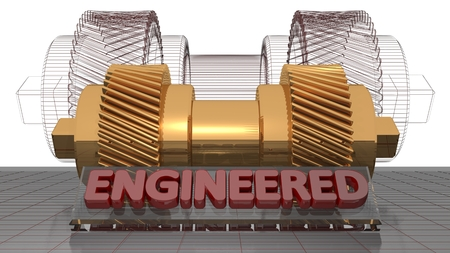 Engineered mechanics photo