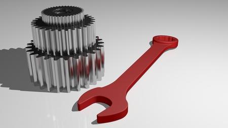 Mechanics, and gears