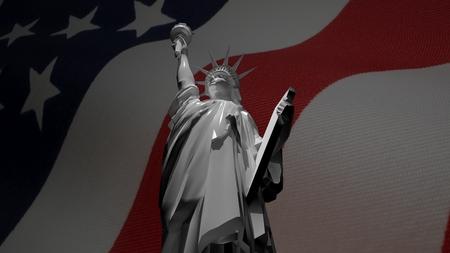 stock agency: USA - America