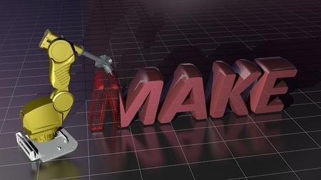 industrialization: Make