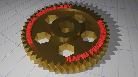 prototyping: Gear prototyping