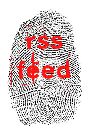 feed: rss feed Stock Photo