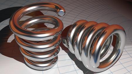 coefficient: springs