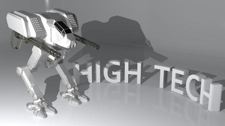 robotics: High tech robotics