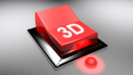 The red switch with the write 3D is in the ON position - 3D rebounding