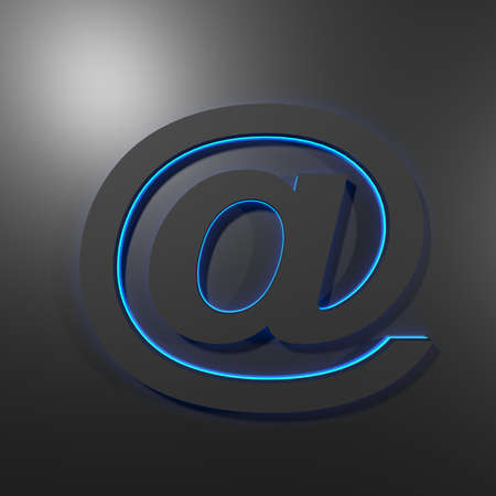 Icon for e-mail with the