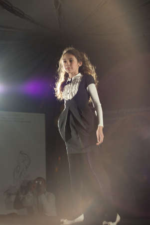 Belarus Fashion Week. Child Fashion. 17 december 2011