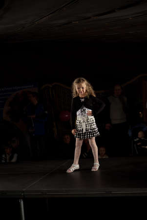 Belarus Fashion Week. Child Fashion. 17 december 2011 Editorial