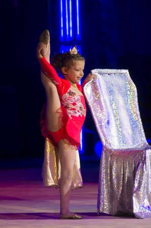 Levanovich Anna from Grodno participates