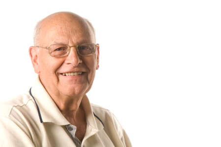 Happy senior man Stock Photo - 1716605