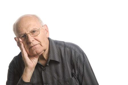 hesitating: Buscando buen hombre de edad avanzada de alto nivel