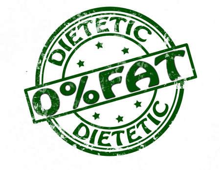 dietetic: Stamp with word dietetic inside,vector illustration