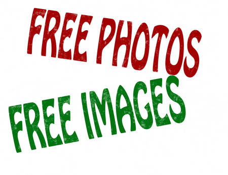 free photos: Stamp with text free photos and free images