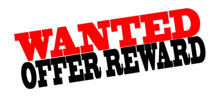 remuneraciones: Sello con la oferta texto recompensa interior, ilustraci�n vectorial