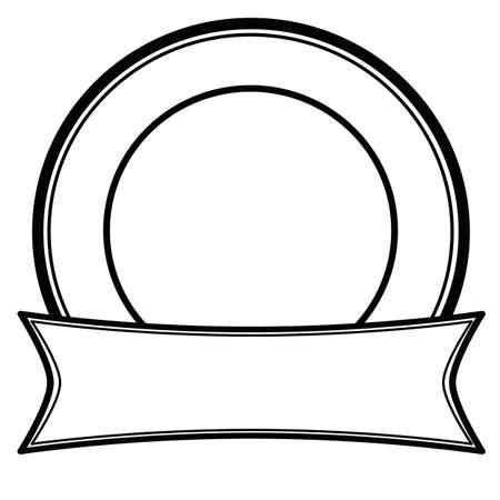 rectangular: Round stamp with rectangular