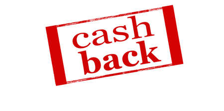 backwards: Rubberen stempel met de tekst geld terug binnen, vector illustratie Stock Illustratie