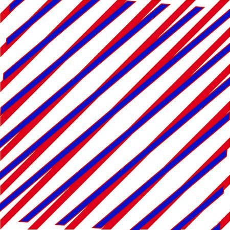 make believe: Background with lines inside, vector illustration