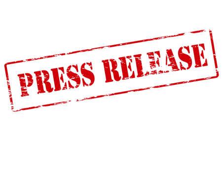 d�livrance: Rubber stamp avec le texte communiqu� � l'int�rieur illustration