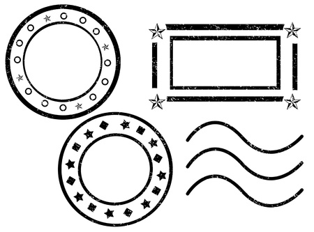 Set of grunge rubber stamp,vector illustration Stock Vector - 13913992