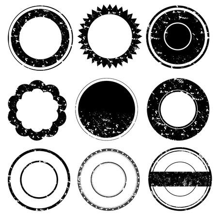 Set of grunge rubber stamps,vector illustration