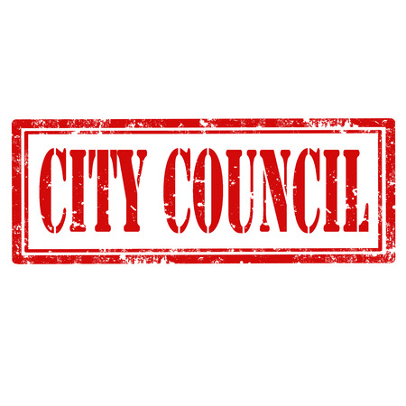 the council: City Council-stamp