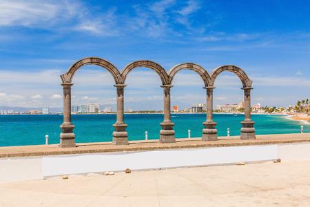 Puerto Vallarta, Jalisco, Mexico. Los Arcos - Puerto Vallarta, Jalisco, Mexico.