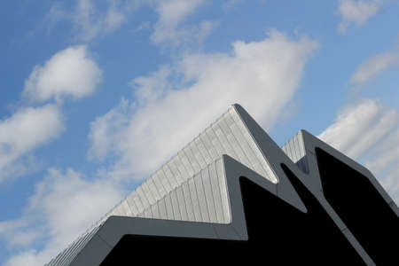 glasgow: The Transport Museum Glasgow Scotland Editorial