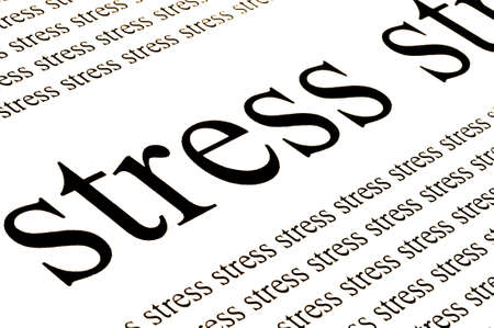 times new roman: conceptual background of stress