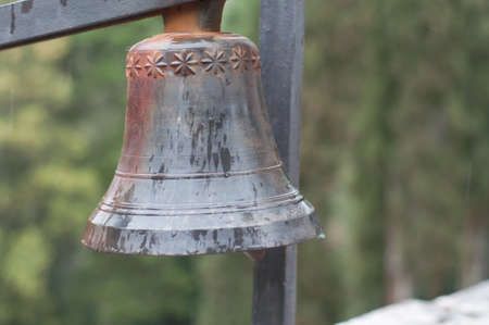 traditional bell outdoor