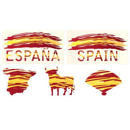 Spanish clipart Vector