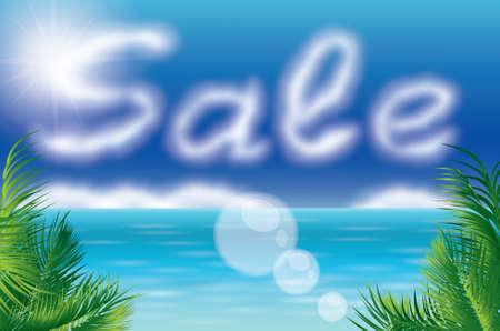 Summer Sale. Stock Photo - 9589357
